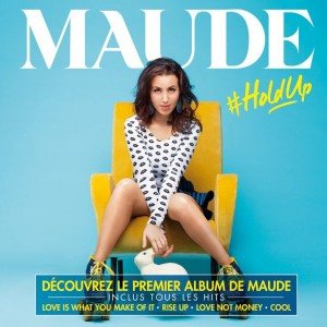 MAUDE ALBUM COVER - AZIKMUT